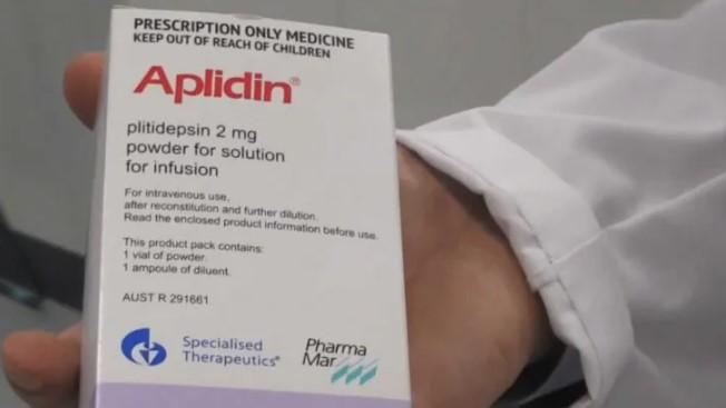 Boryung Pharmaceutica anuncia resultados de Aplidin contra SARS-CoV-2