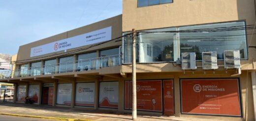 Energía de Misiones habilitó nueva oficina comercial en la Rotonda de Posadas
