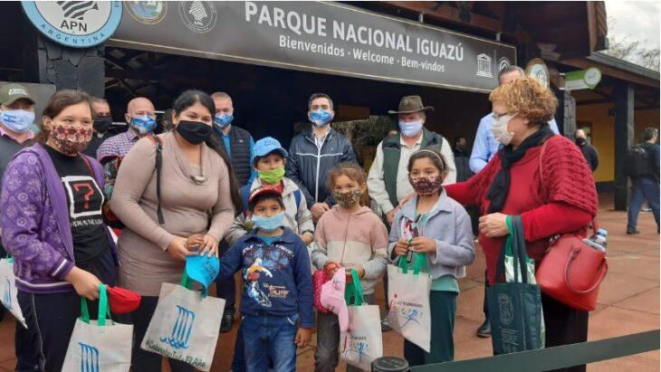 Coronavirus: las Cataratas del Iguazú volvieron a recibir visitantes