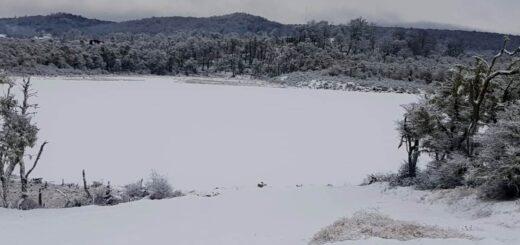 Patagonia blanca: histórica nevada en las provincias del sur argentino