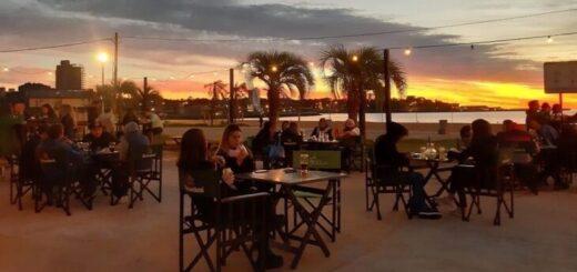 Coronavirus: habilitan horario excepcional para bares, restaurantes y heladerías para el fin de semana en Posadas