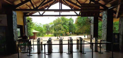 Evalúan la apertura del Parque Nacional Cataratas del Iguazú para los vecinos de la localidad