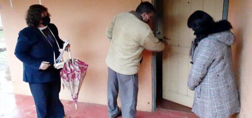 El PAMI le entregó una vivienda a una pareja de afiliados de Posadas