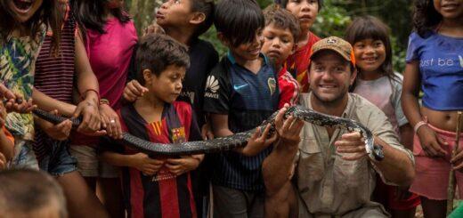"""Día Mundial de las Serpientes: """"Las serpientes no reconocen a las personas como sus dueños, interactúan de otra manera"""""""