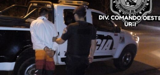 Posadas: detienen a un violento por golpear a su pareja