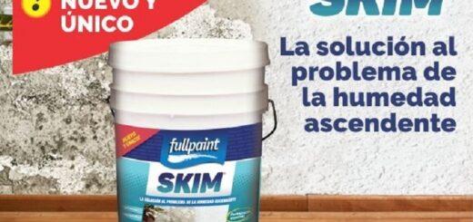 SKIM: La solución al problema de la humedad ascendente