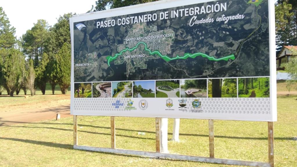 En la frontera de Misiones con Brasil apuestan a la integracin para salir adelante en la pospandemia
