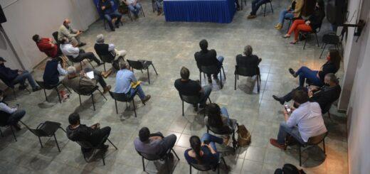 Se realizó en Montecarlo la jornada de Integración Territorial