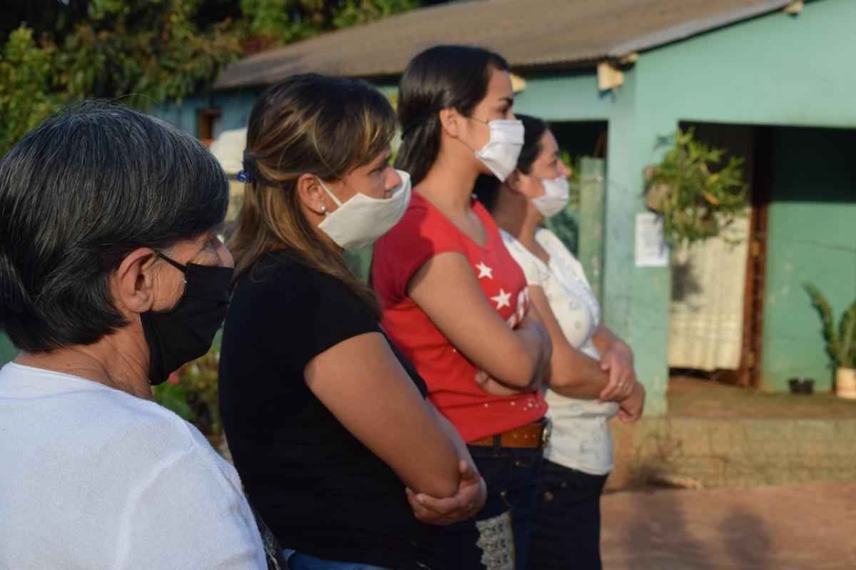 Posadas: vecinos de la Chacra 187 manifestaron preocupación por su actual situación dominial