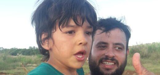 Buscan intensamente a niño con autismo que desapareció de su casa en Itaembé Guazú de Posadas