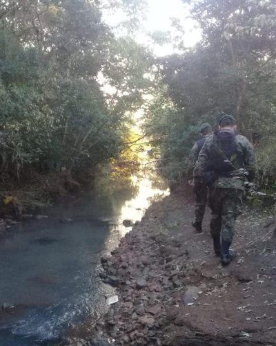 Temen por la integridad del niño desaparecido en Itaembé Guazú de Posadas, debido a las bajas temperaturas que azotan la ciudad