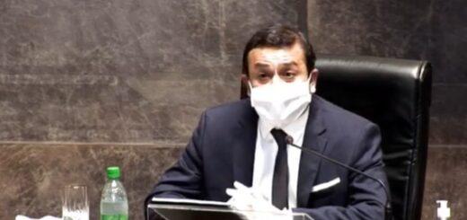 Oscar Herrera Ahuad Presupuesto 2021