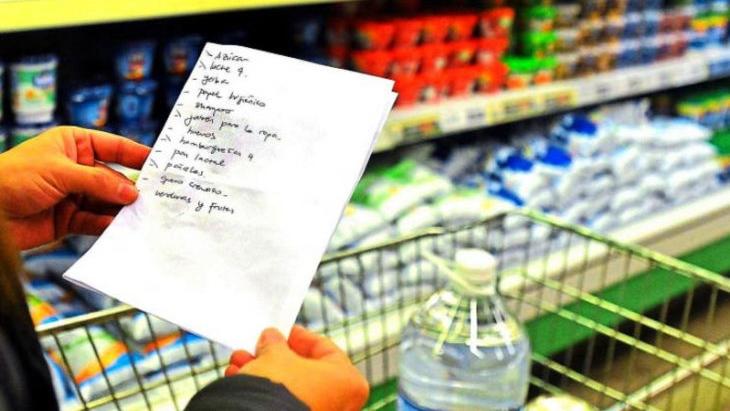 Precios Máximos: listado completo de los productos que lo integran