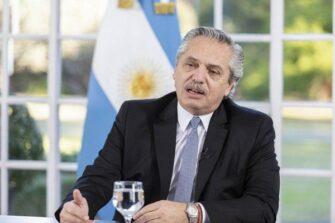 Alberto Fernández pidió nuevamente «la unidad» de los argentinos para superar la pandemia