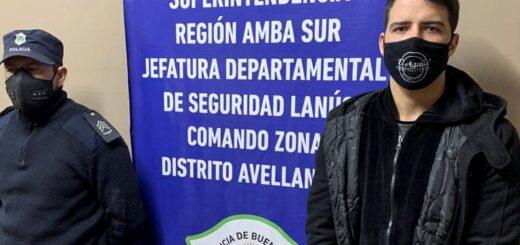 Detuvieron al exfutbolista Alexis Zárate condenado por violación en 2017