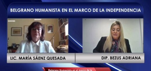 Legislatura misionera: historiadora argentina desarrolló el pensamiento humanista de Belgrano