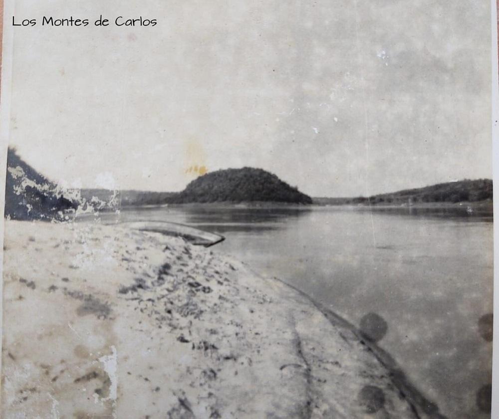 En Misiones ni la sequía hace desaparecer al Bairuzú, el remolino sobre el Paraná que se tragó embarcaciones y los aborígenesadoraban