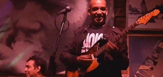 """Murió a los 53 años Marcelo """"Chocolate"""" Fogo, bajista de Los Abuelos de la Nada"""