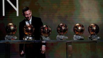El Balón de Oro no se entregará en 2020, anunció la revista France Football
