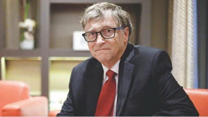 Bill Gates se muestra