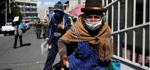 Coronavirus: Bolivia corrige un 30% al alza la cifra de muertos por covid-19