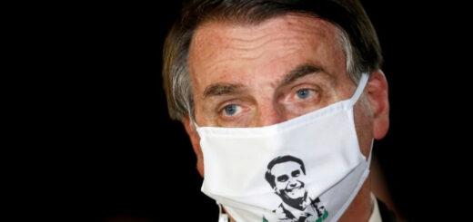 Jair Bolsonaro volvió a dar positivo de coronavirus