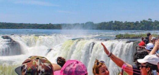 Cataratas del Iguazú: se agotaron los cupos para las visitas de este fin de semana