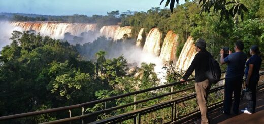 Orgullo misionero: las Cataratas del Iguazú se posicionan entre los destinos con mayor demanda, superando incluso a Bariloche