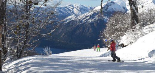 Un muerto y un herido tras una avalancha en Bariloche
