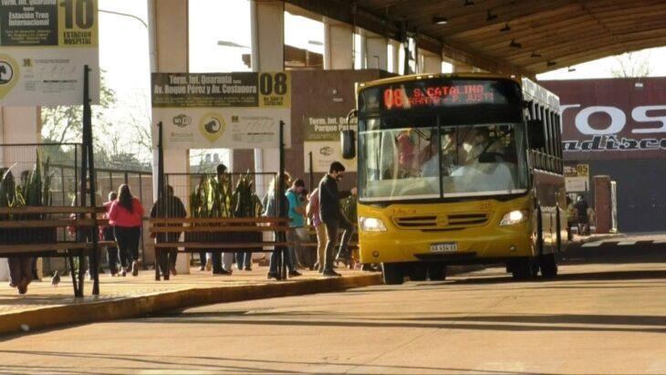 El diputado Lenguaza solicitó que las empresas del Sistema Integrado de Transporte hagan público los montos de los subsidios que reciben para prestar el servicio