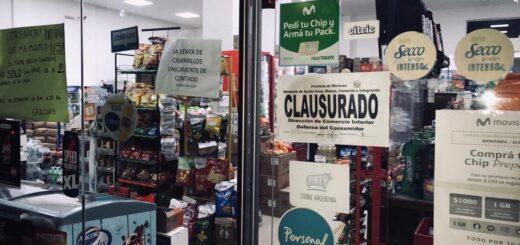 La Municipalidad de Posadas clausuró comercios por incumplimiento del horario de cierre
