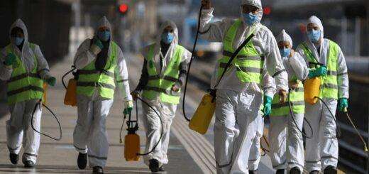 Confirman 19 nuevas muertes y ascienden a 1987 las víctimas del coronavirus en el país