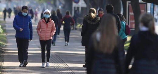Confirmaron en Argentina 3223 nuevos casos y 42 muertes por coronavirus en 24 horas