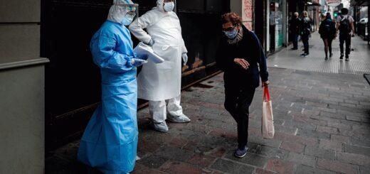 Se registraron 25 nuevas muertes de pacientes con coronavirus y las víctimas fatales en Argentina ascienden a 3466