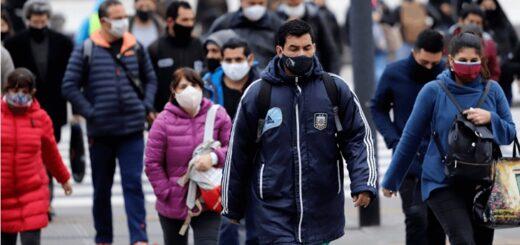 En 24 horas, se registraron 117 muertes y 5344 nuevos casos de coronavirus en Argentina