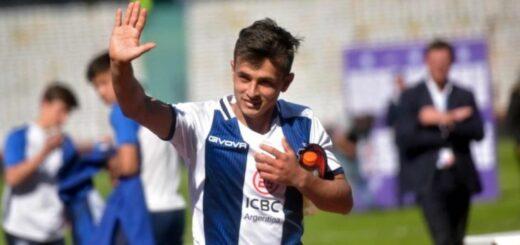Andres Cubas jugará en Nimes de Francia