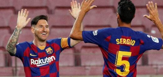 Fútbol: el Barcelona de Messi y otros nueve partidos: hora y TV