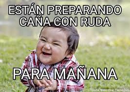 Caña con ruda vs coronavirus: los memes incendiaron las redes en la previa al 1° de agosto