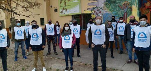 """""""Rastreadores"""" del operativo Detectar: unos tres mil jóvenes buscan posibles focos en el área del Gran Buenos Aires"""
