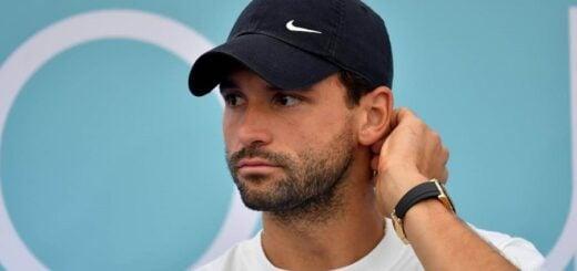 El tenista Dimitrov en duda para jugar el US Open tras dar positivo para coronavirus