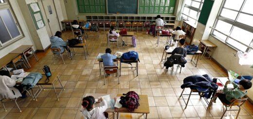 Analizan un regreso optativo a las aulas misioneras en el que los padres decidirán por sus hijos