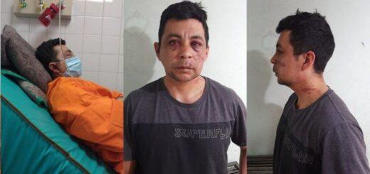 Coronavirus: golpearon y le incendiaron la casa a un enfermero de Covid-19 en Neuquén