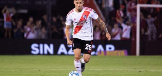 Gonzalo Montiel abandonaría River para jugar en el West Ham