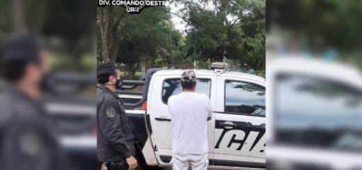 Posadas: policías resguardaron a una mujer y detuvieron a su hermano por violencia familiar