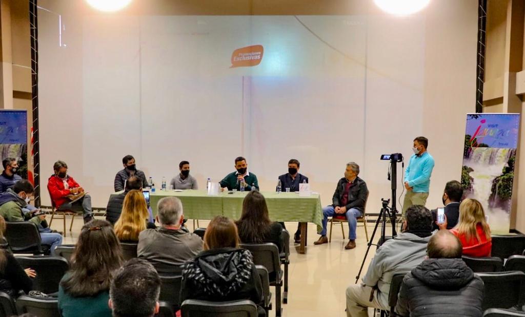 Iguazú: el Iturem lanzó su página con nueva marca para promocionar el destino