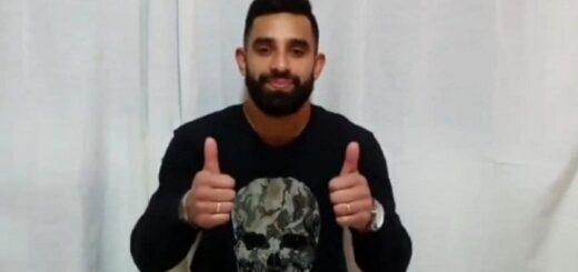 Fútbol: San Lorenzo presentó oficialmente a Jonathan Herrera