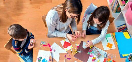 """Vacaciones de invierno en cuarentena: """"Toda actividad debe ser en familia para que los niños se sientan contenidos y acompañados"""""""