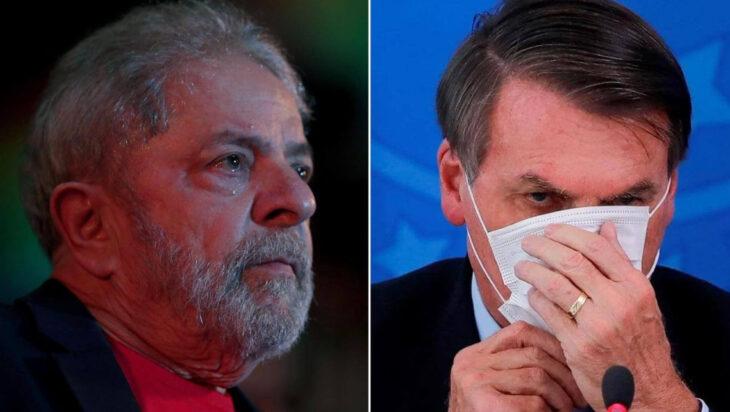 Lula acusó a Bolsonaro de «inventar su contagio» para promocionar la hidroxicloroquina