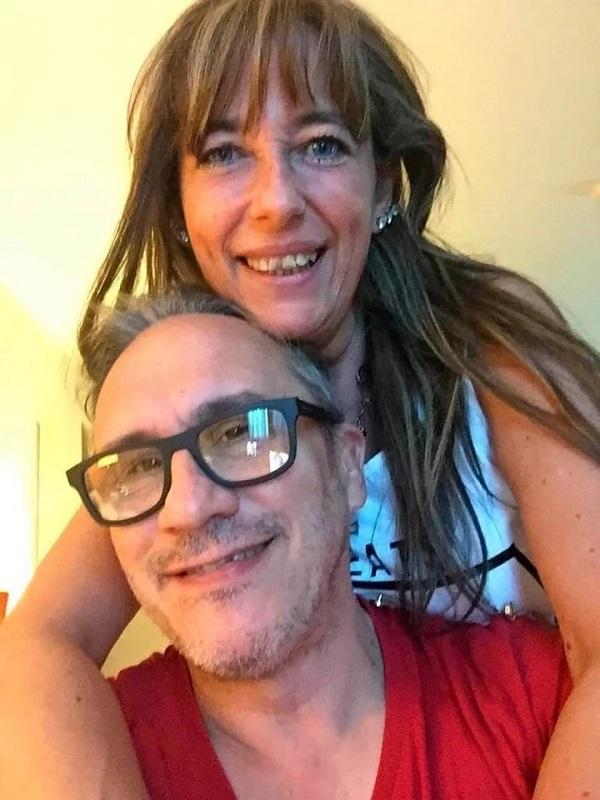 El líder de Los Enanitos Verdes se casó con su novia de la juventud, después de 32 años sin verse: conocé su historia de amor