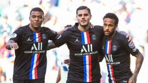 Fuerte lesión deja a Neymar afuera de la cancha hasta el 2021